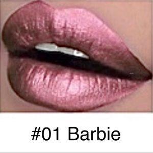 5/$25 NEW #01-Barbie Pink Cream Lasting Lipstick